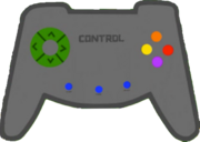 Controly body