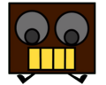 Boombox vector