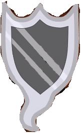 Shieldy ghost body