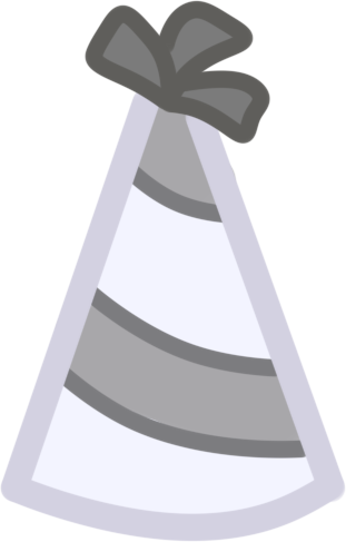Party hat ghost