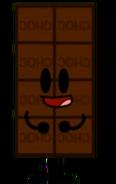 Chocolatey pose