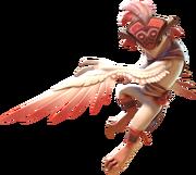 Character Thumb Hawk