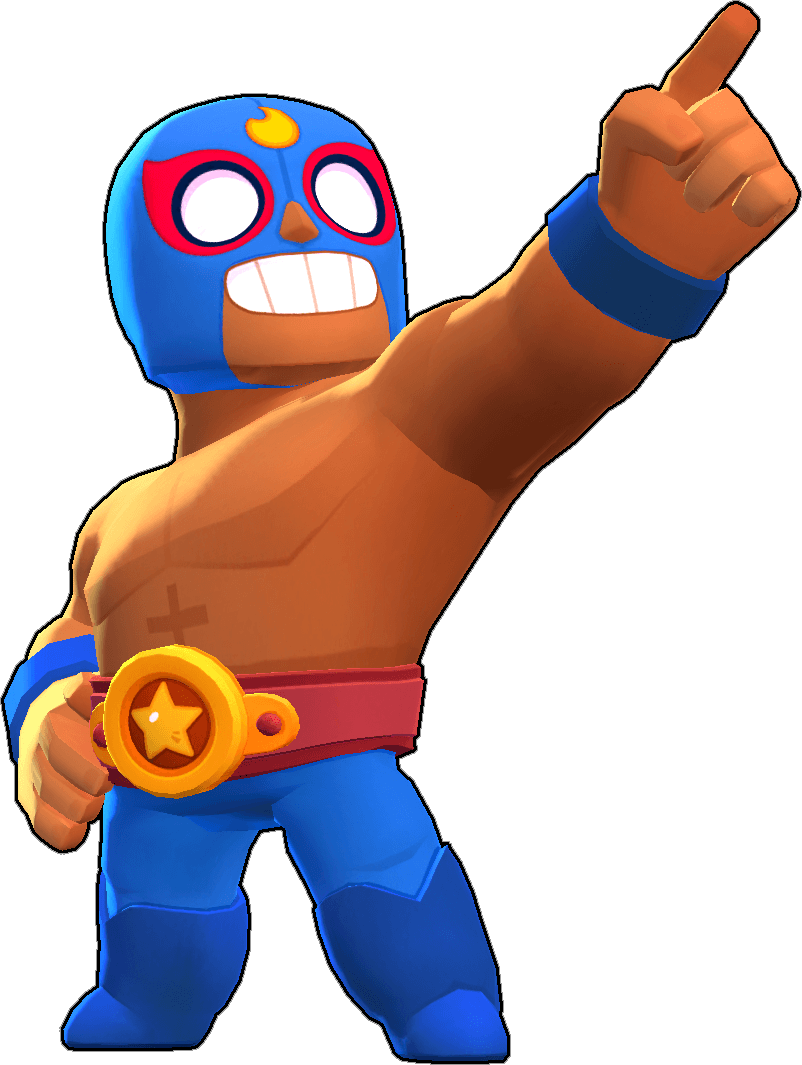 El Primo Brawl Stars Wiki Fandom Powered By Wikia