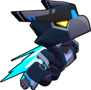 Crow Skin-Night Mecha