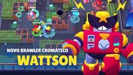 Brawl Stars Animação Temporada 2 - Estação de Monstros! (Em Português)