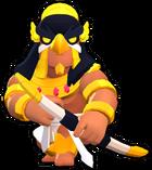 Bo Skin-Horus