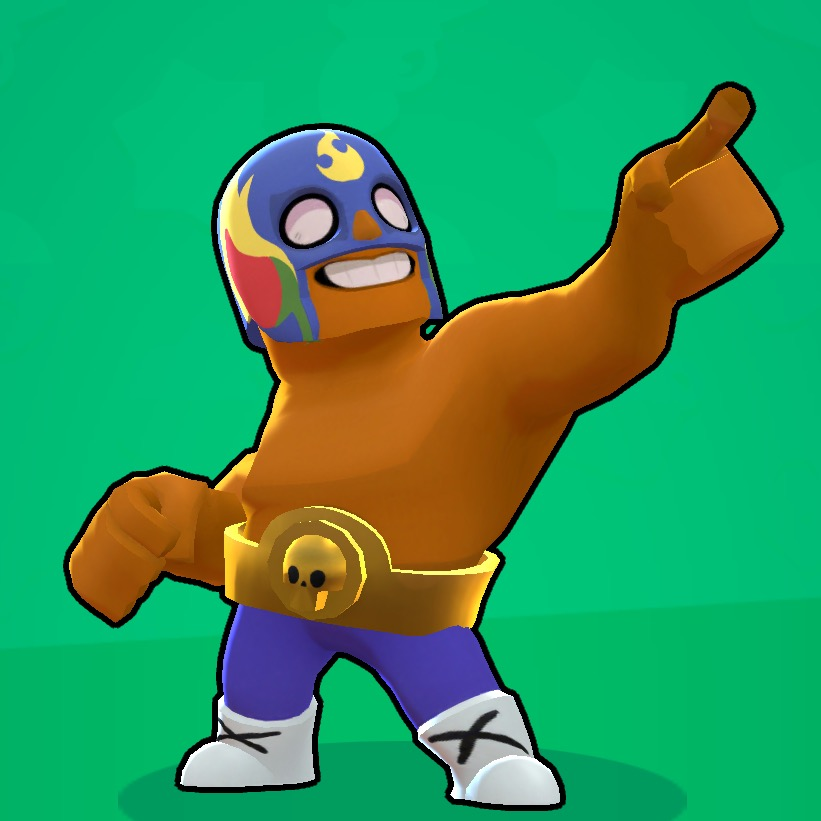 Image result for el primo brawl stars