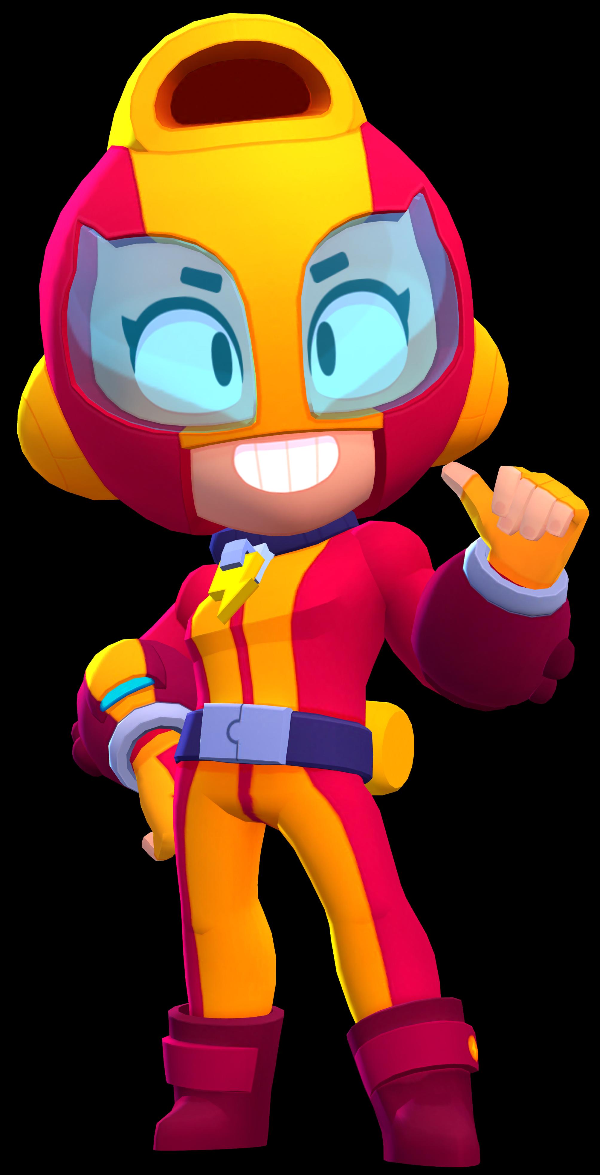 Max | Brawl Stars Wiki | Fandom