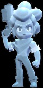 Shelly Skin-True Silver