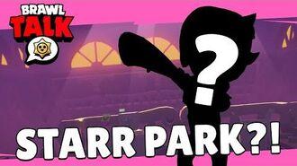 Brawl Stars- Brawl Talk - Welcome to Starr Park! Gift Shop, Colette & More!