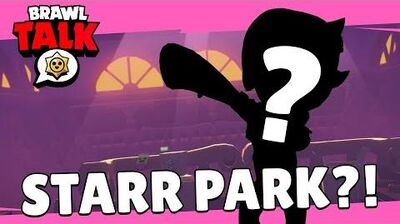 Brawl Stars- Brawl Talk - Welcome to Starr Park! Gift Shop, Colette & More!