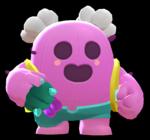 Spike Skin-Pinky