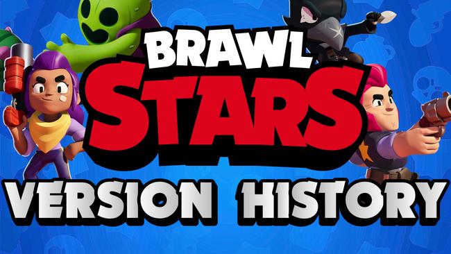 BS Version History