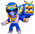 Brock Skin-Super Ranger