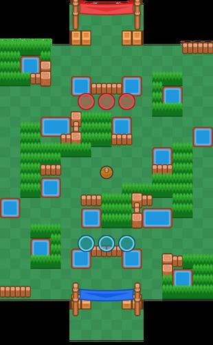 Puddle Splash-Map