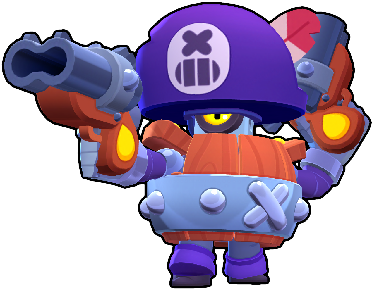 Darryl Brawl Stars Wiki Fandom Powered By Wikia