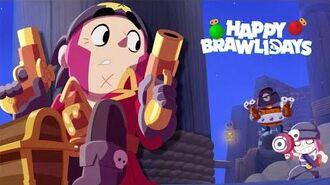 Brawl Stars Animation Pirate Brawlidays!