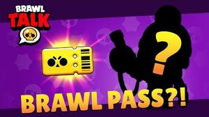 Brawl Talk- Brawl Pass! New Brawler, New Skins, and MORE coming to Brawl Stars!