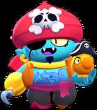 Gene Skin-Pirate