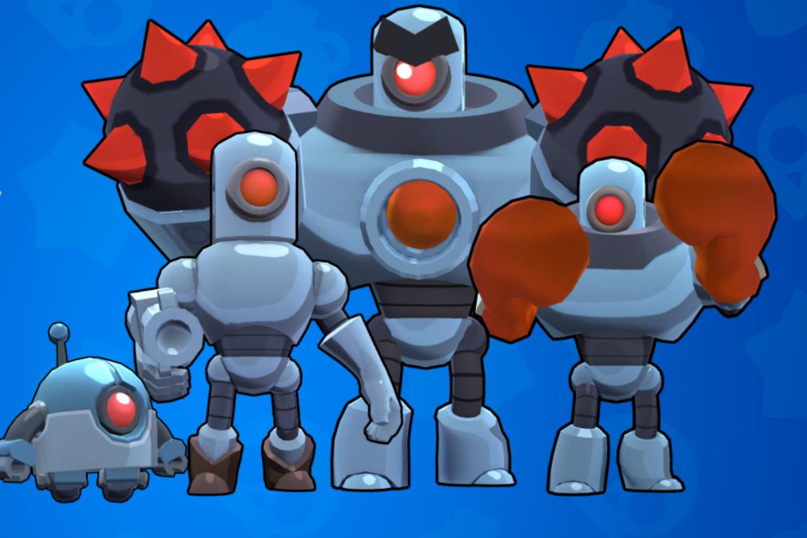 Robo Rumble | Brawl Stars Wiki | FANDOM powered by Wikia