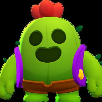 Spike | Brawl Stars Wiki | Fandom