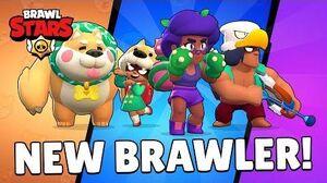 Brawl Stars Brawl Talk - New Brawler, New Skins, and More!