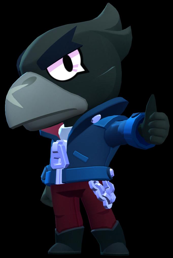 Crow Brawl Stars Wiki