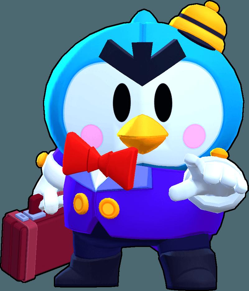 Mr. P | Brawl Stars Wiki | Fandom