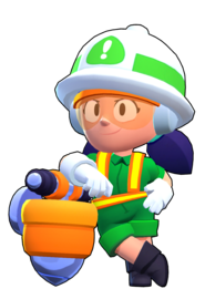 Джеки строитель
