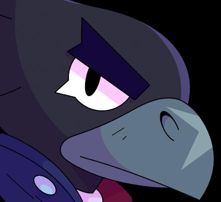 Ворон Portrait