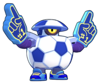 Darryl Skin-Mascot