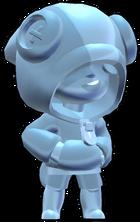 Leon Skin-True Silver