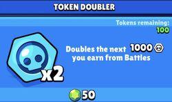 Token Doubler