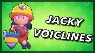 Jacky Voice Line
