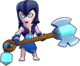 Mortis Skin-Night Witch