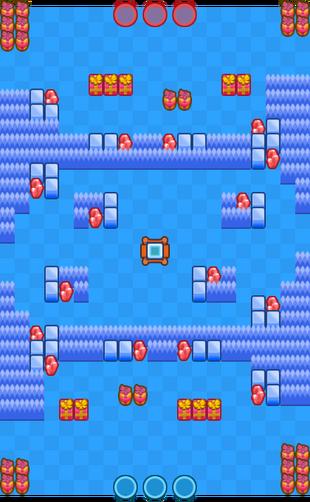 Ice Block Rock*-Map