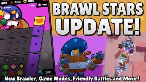 BRAWL TALK SUMMARY! Brawl Stars New Update - New Brawler, Boss and Survival Game, Friendly Battles!