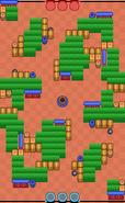 Green Deck-Map
