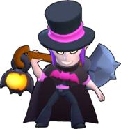 Mortis Skin-Top Hat