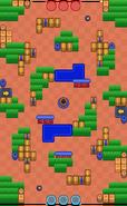 Excellent Escapade-Map