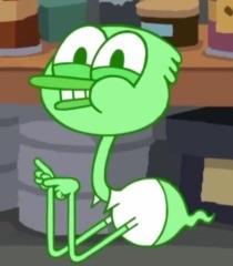 Poltergoose (Character)   Breadwinners Wiki   FANDOM powered