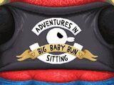 Adventures in Big Baby Bun Sitting