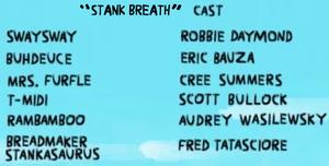 StankBreathCast