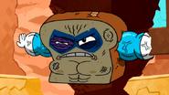 Super Duck vs Muscle Bread13