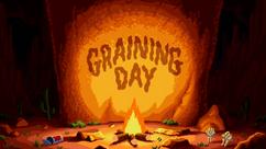 Graining Day