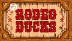 Rodeo Ducks