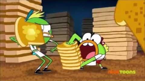 Breadwinners- Breadcakes!
