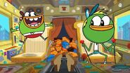 Breadwinners-SwaySway-And-Buhdeuce-In-Rocket-Van-Boyeeeeee-Ducks-Nickelodeon-Nick-Website-Characters-Pondgea-Nicktoons-Nicktoon-Bread-Winners