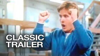 The Breakfast Club Official Trailer 1 - Paul Gleason Movie (1985) HD