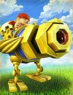 Bazooka Bot